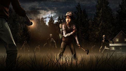 The Walking Dead-spillene byr på et like minneverdig figurgalleri som tegneserien.