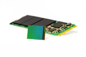 3D NAND skal gi deg tre ganger så stor lagringskapasitet.