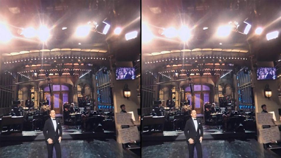 Se Seinfeld-showet, som om du var en av kjendisene i salen