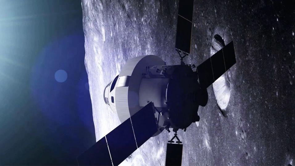 NASA vil gi Månen sin egen måne