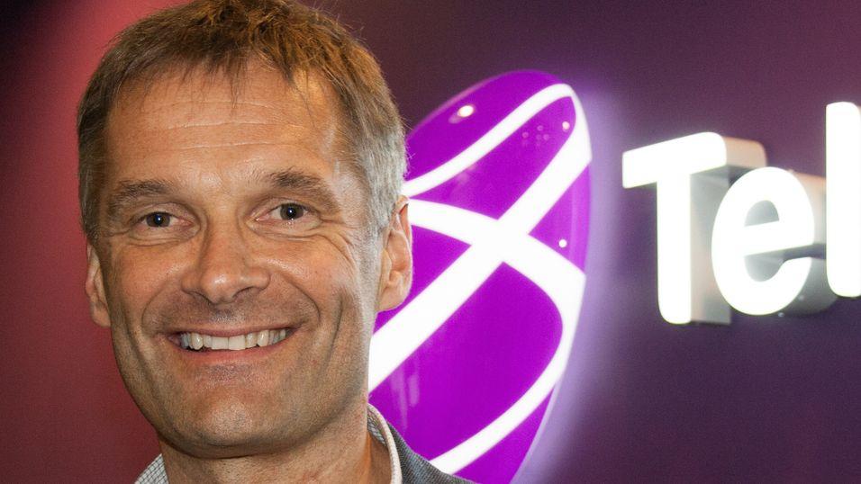 Abraham Foss er fra 1. juni den nye toppsjefen i Teliasonera Norge. Han mener jobben er Norges mest spennende.