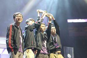Newbee vant The International i fjor.