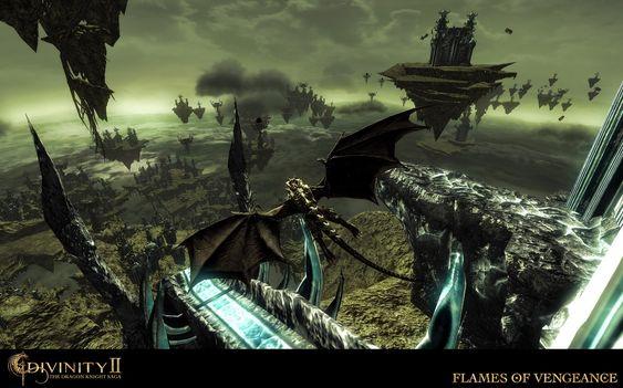 Divinity II: The Dragon Knight Saga.