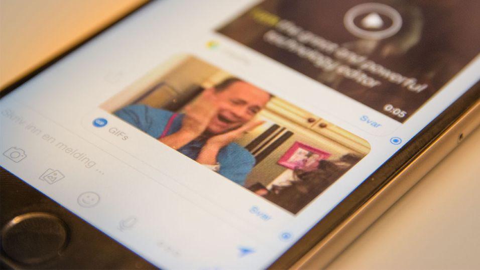 GUIDE: Se hva du kan gjøre i Facebook Messenger nå