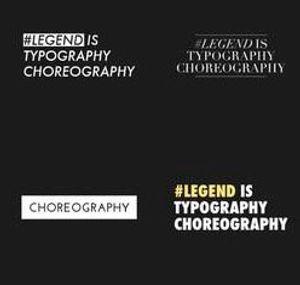Legend forvandler tekstene dine til visuelle godsaker.