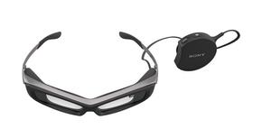 Sony SmartEyeglass.