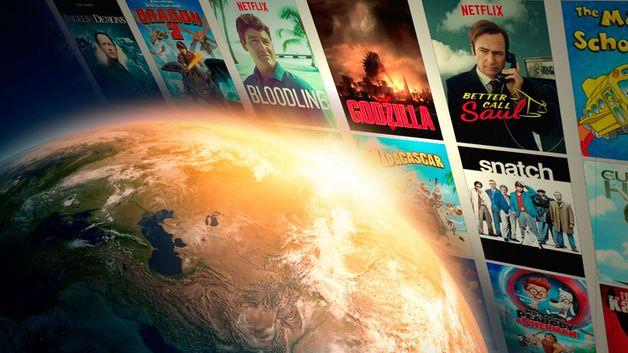 Netflix vil bryte ned landegrensene