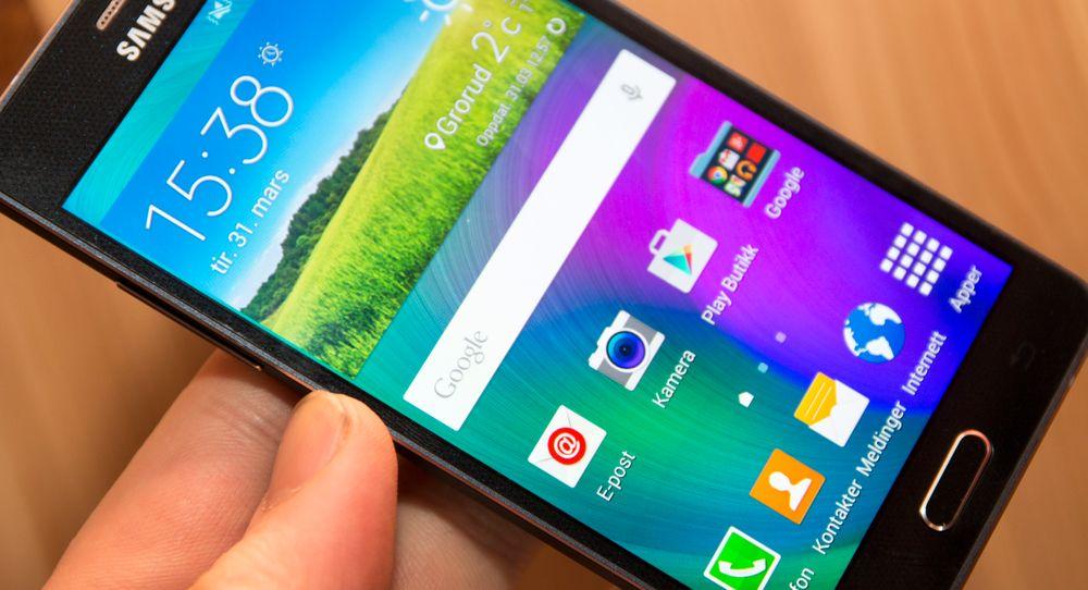 TEST: Samsung Galaxy A5
