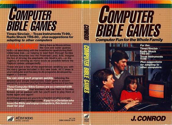 Det er vrient å finne en morsom video fra en bok, men her er i det minste coveret.