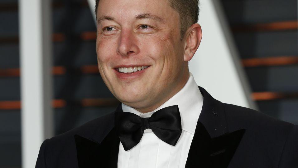 Tesla-grunnleggeren Elon Musk lagde liv på børsen med ny kunngjøring.