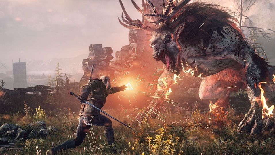 The Witcher 3 kan ta 200 timer å fullføre