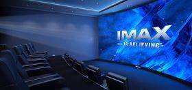 IMAX-kinoene har ennå ikke kommet til Norge, men de er på vei.