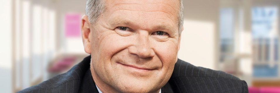 Europa-sjef Robert Andersson i Teliasonera mener det er på høy tid å gjøre noe med markedsandelen til Telenor i Norge.