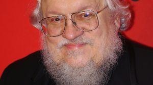 George R. R. Martin i 2011.