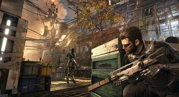Deus Ex er fortsatt en «veldig viktig serie» for Square Enix