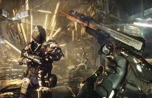 Deus Ex: Mankind Divided virker å bygge videre på forgjengeren.