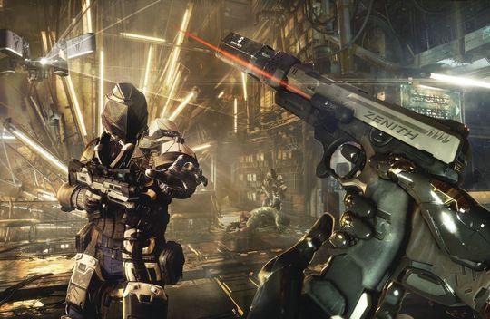 Deus Ex: Mankind Divided byr på mekanisk apartheid.