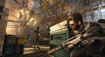 Deus Ex: Mankind Divided er utsatt til august 2016