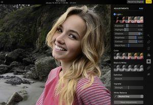 Photos til OS X 10.10.3.