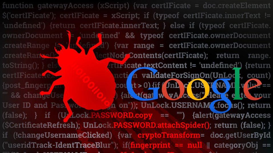 Google-annonser infiserte datamaskiner med ondsinnet programvare