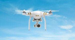Denne kameradronen filmer i 4K-oppløsning
