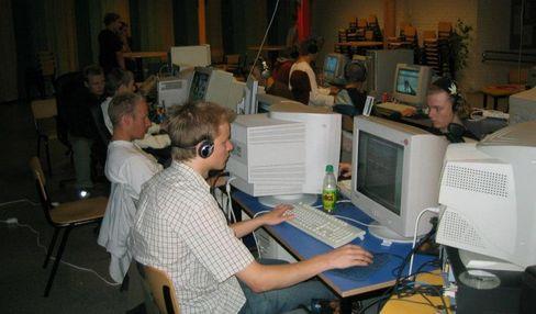 LAN har vært en viktig drivkraft for den norske e-sportscenen.