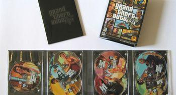 – PC-utgaven av Grand Theft Auto V tar i bruk 7 DVD-er