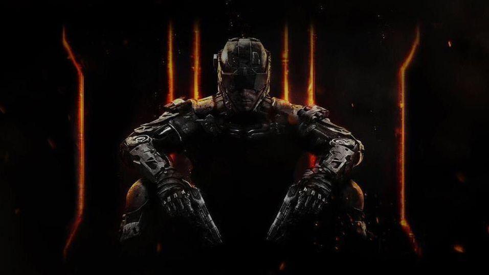 I Call of Duty: Black Ops III viskes skillet mellom menneske og maskin ut