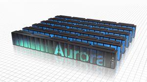 Den neste generasjonen Xeon Phi-brikker skal brukes i superdatamaskiner, som i her avbildede Aurora.