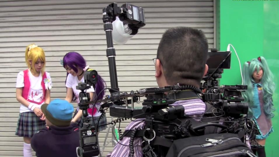 Her er kamerariggen for deg som vil gjøre alt på én gang