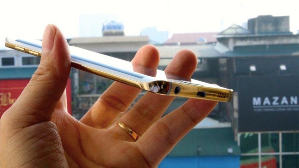 Dette er luksusversjonene av Galaxy S6 og S6 Edge