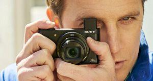 To superzoom-kompakter fra Sony