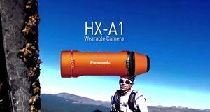 Nytt actionkamera fra Panasonic