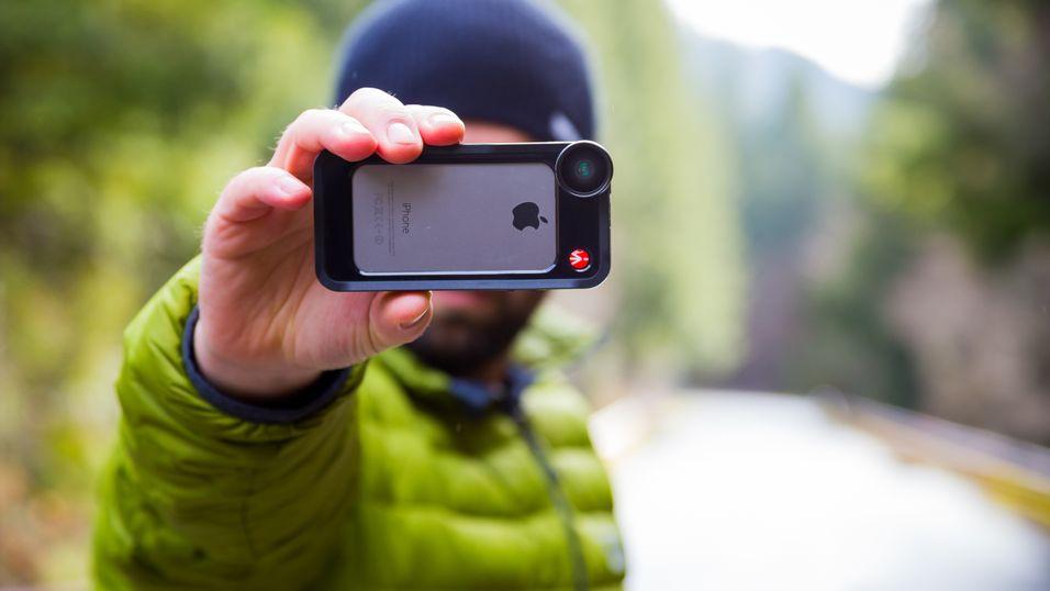 Snart kan iPhone-telefonene få superavanserte kameraer