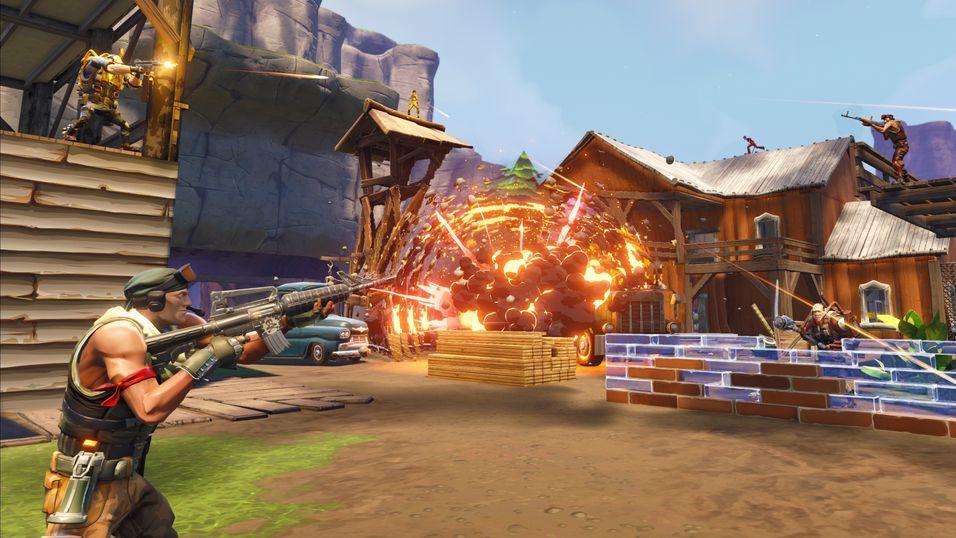 Epic Games viser hva deres neste PC-spill byr på