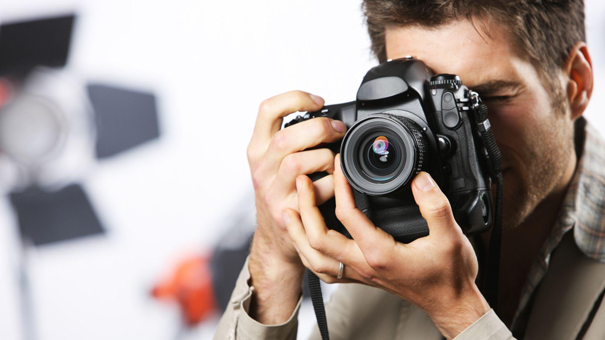 Hva vil du lære om fotografering?