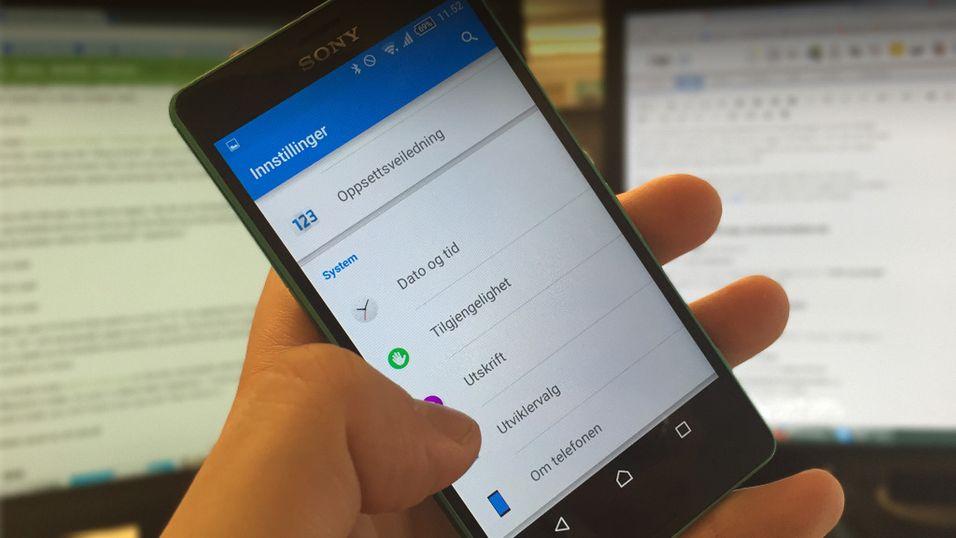 Gjør Android-mobilen din raskere med dette lille trikset