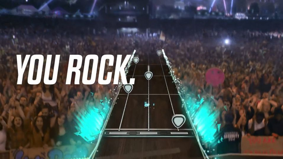 Guitar Hero gjør comeback til høsten