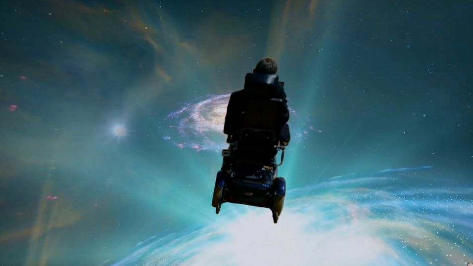 Hør Stephen Hawking synge en Monty Python-låt