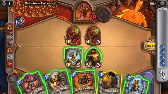 Det handler om å spille kortene dine riktig.