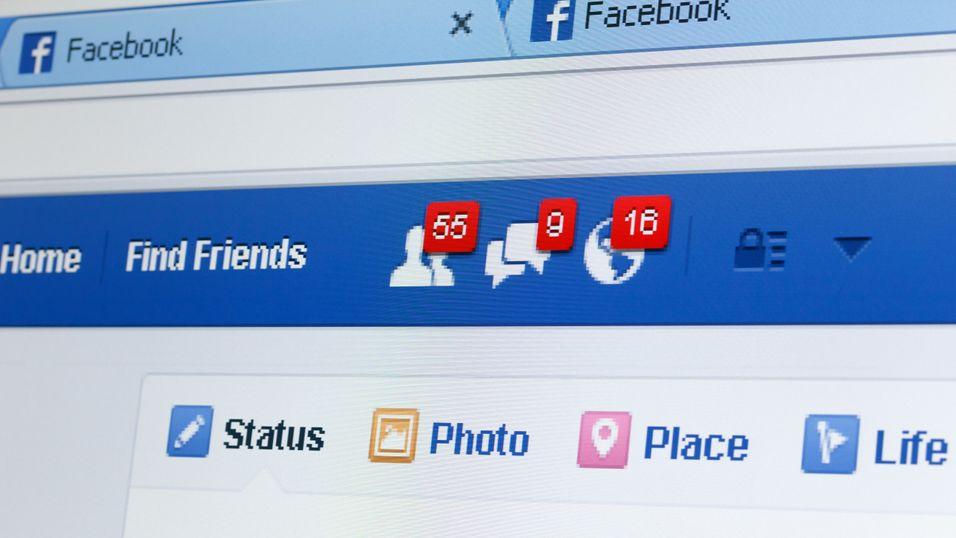 Unge rømmer fra Facebook for å slippe unna foreldrene
