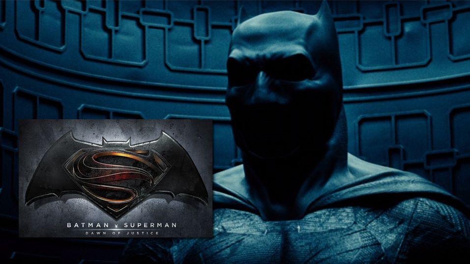 Den første «Batman v. Superman»-traileren er lekket på nett