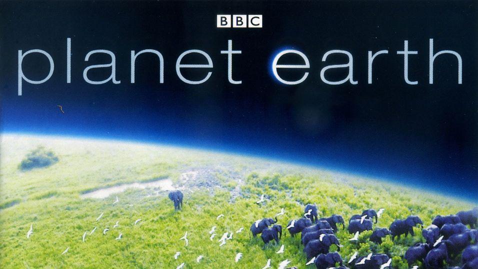Netflix skal filme jordkloden i 4K