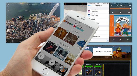 Se ukens app-anbefalinger