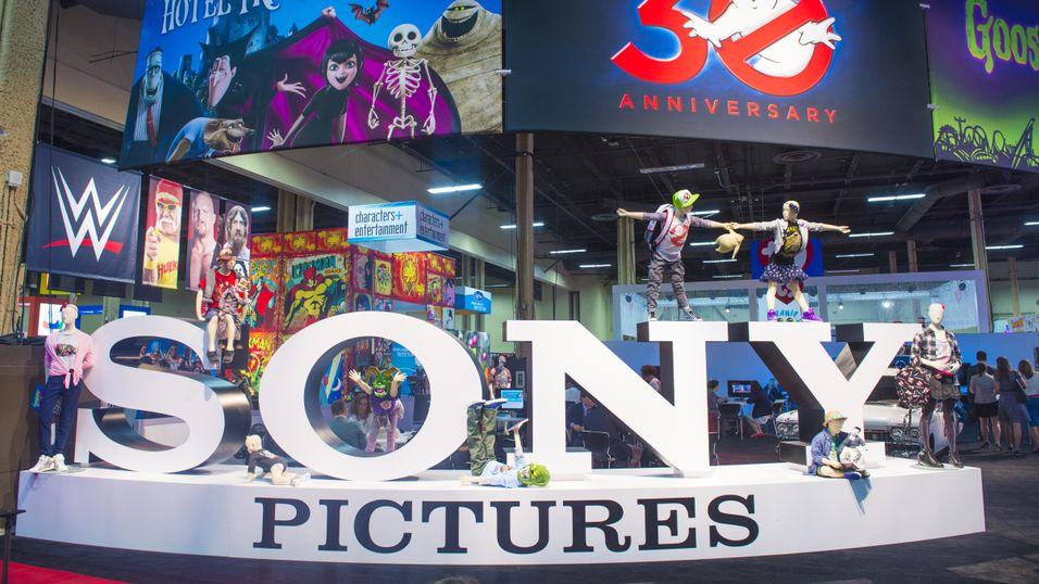 Sony Pictures ble utsatt for massiv hacking i november i fjor.