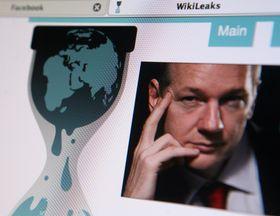 WikiLeaks og Julian Assange mener det er gode grunner til å publisere det stjålne materialet.