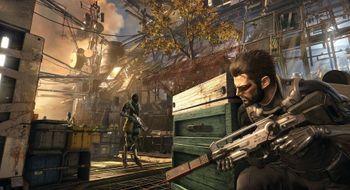 Du kan snike deg usett gjennom hele Deus Ex: Mankind Divided