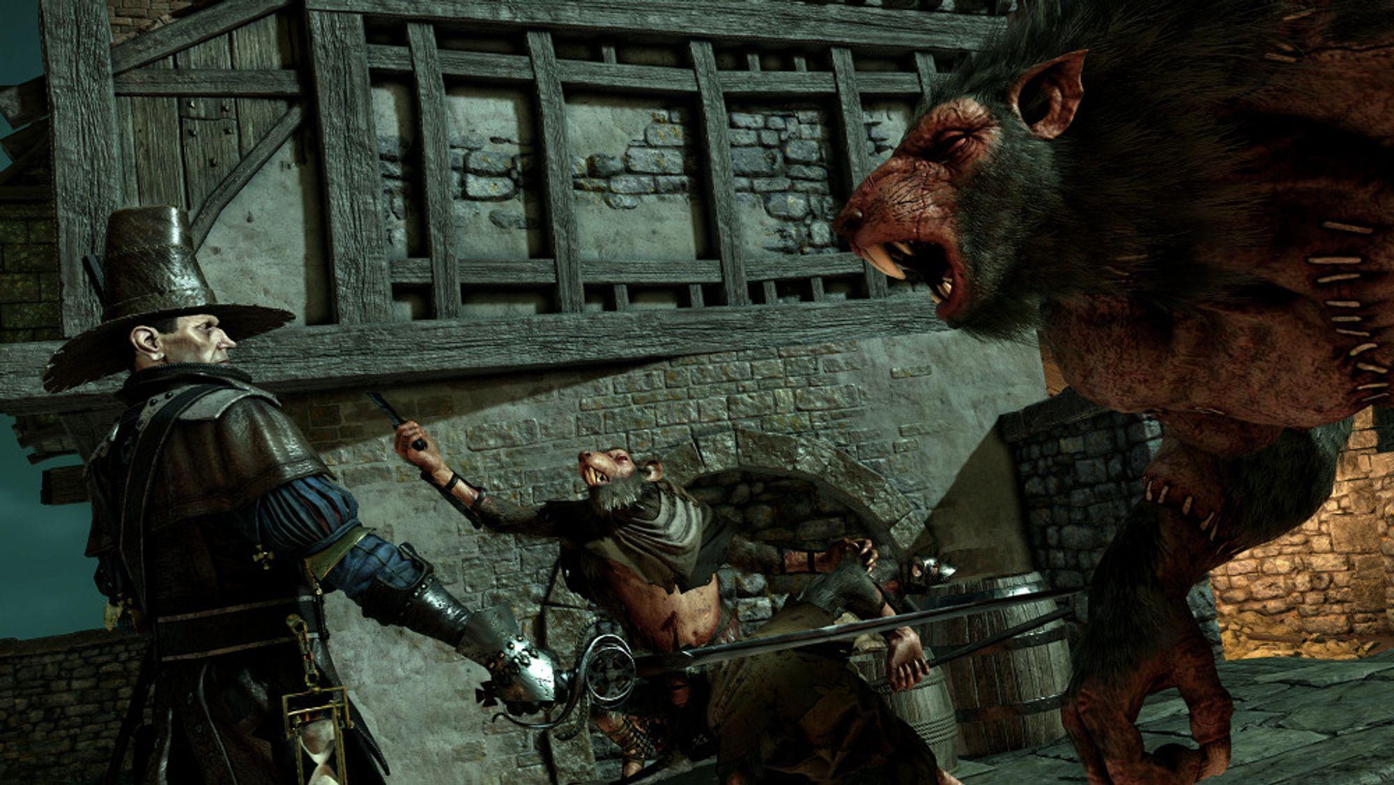 SNIKTITT: Warhammer: The End Times - Vermintide