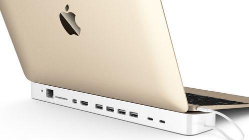 Misfornøyd med at Apple fjernet nesten alle portene fra den nye MacBooken?