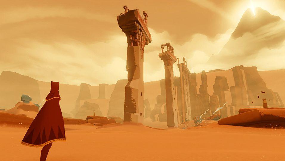 Magiske Journey lanserast på PlayStation 4 til sommaren
